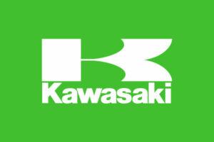 Kawasaki - Kit Adesivi Portanumero