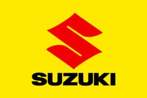 Suzuki - Kit Adesivi Portanumero
